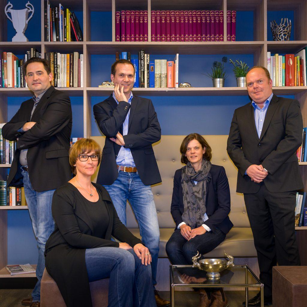 Das Team im Tagungscenter